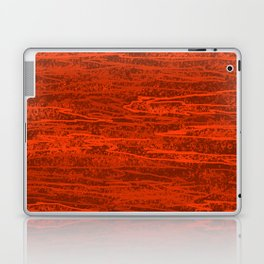 Just Red Laptop & iPad Skin