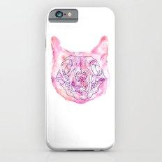 happy skeleton iPhone 6s Slim Case