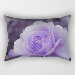 Lavender Rose 2 Rectangular Pillow