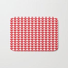 Crafty Hearts Bath Mat