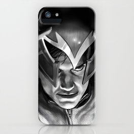 Rage and Serenity iPhone Case
