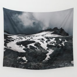 Expanse of Mount Ruapehu Wall Tapestry