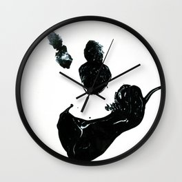 Look inside. What do you see? Wall Clock
