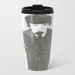 Damien. Metal Travel Mug