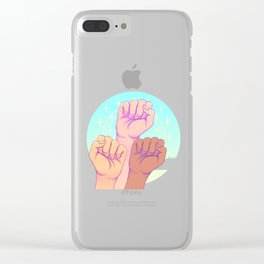 Yes we can Clear iPhone Case