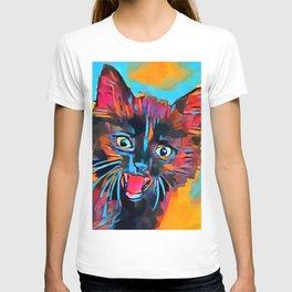 Fierce Kitty T-shirt