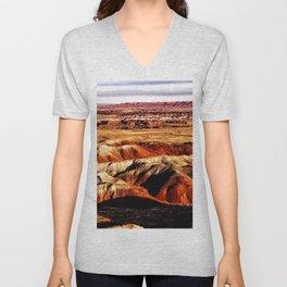 The Painted Desert Unisex V-Neck