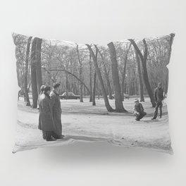 Jeu de Boules spelen in het park, Bestanddeelnr 254 0618 Pillow Sham