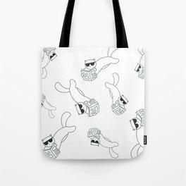 Like A Cat Boss Tote Bag