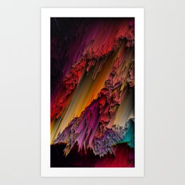 And you know... Art Print