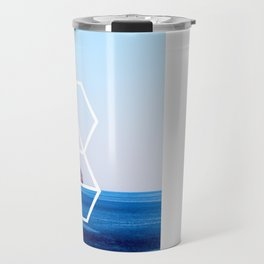 Abstract Travel Mug