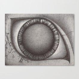 The Eye. Canvas Print