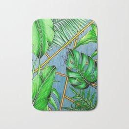 Tropical Live Bath Mat