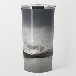 Beautiful Alaska Travel Mug