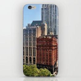 Civic Center Manhattan iPhone Skin