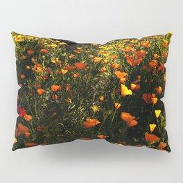 Beautiful garden flowers Pillow Sham