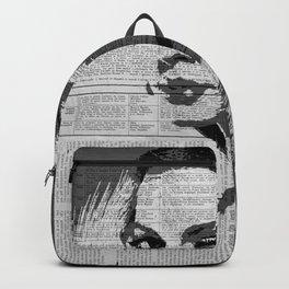 What else? Backpack