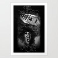 oz Art Prints featuring Oz by Magdalena Almero