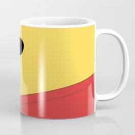 Rumbly in my tummy - Pooh Coffee Mug