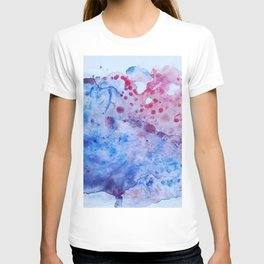 Abstract Ocean T-shirt