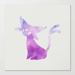 Espeon Canvas Print