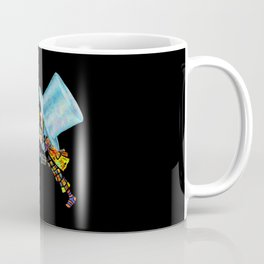 We're All Mad Here - Mad Hatter - Alice In Wonderland Coffee Mug