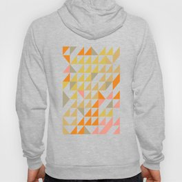 Mellow Triangles Hoody