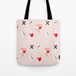 Amsterdam love Tote Bag
