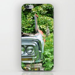 Deer Isle Series: Go Green iPhone Skin