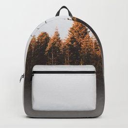 smoky forest Backpack