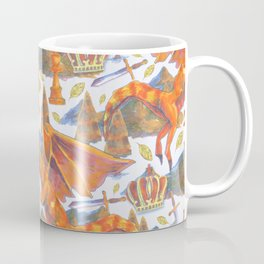 dragon king Coffee Mug