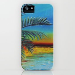 Tropical Destination iPhone Case