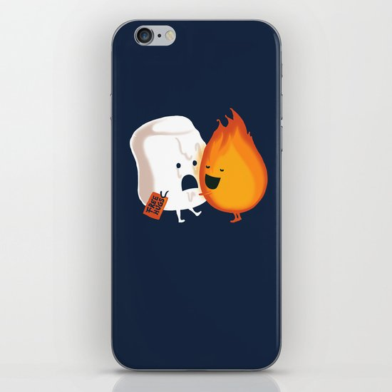 Friendly Fire iPhone & iPod Skin