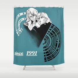O.G. FUJOSHI Shower Curtain