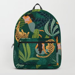 The Jaguar and I Backpack