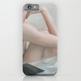 Bath iPhone Case