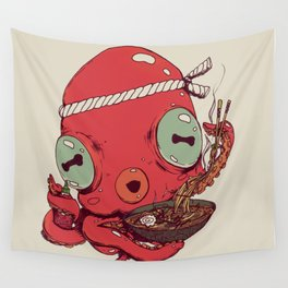 Spicy Ramen Wall Tapestry