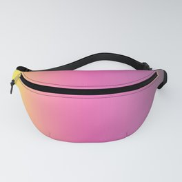Color Gradient Spring Fanny Pack