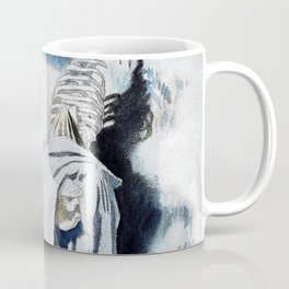 The casualties of the fighting - Sir William Orpen Coffee Mug
