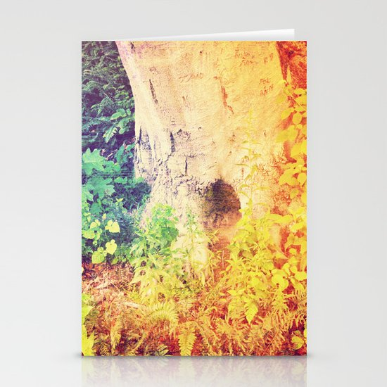 Dreaming in Color (of Another World) Stationery Cards