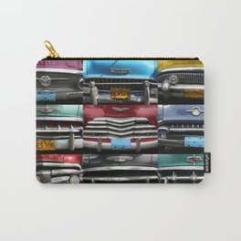 Cuba Car Grilles - Horizontal Carry-All Pouch