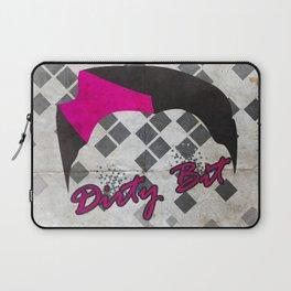 Dirty Bit Laptop Sleeve