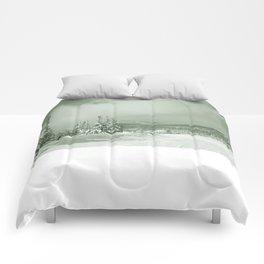 Winter day3 Comforters