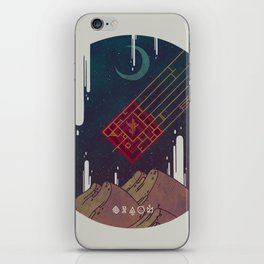 Mirage iPhone Skin
