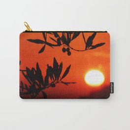 Italian Sunset Carry-All Pouch