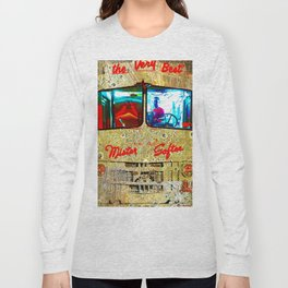 Late Bus Long Sleeve T-shirt