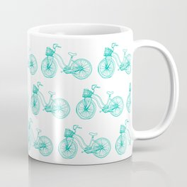 Two suspension mountain bike Coffee Mug