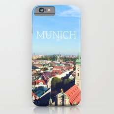 Munich skyline iPhone 6s Slim Case