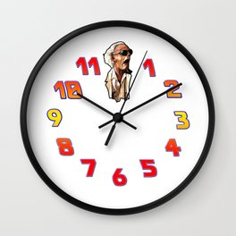 Great Scott! Wall Clock