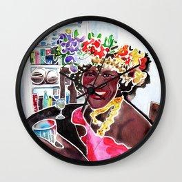 MARSHA P. JOHNSON  Wall Clock